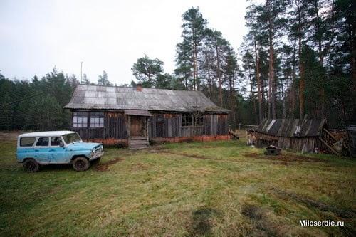 дом кордон лесника даги сахалинская область телефон