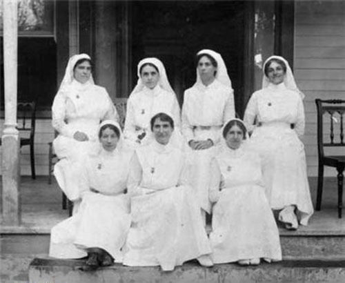 Доклад на тему общины сестер милосердия 8424