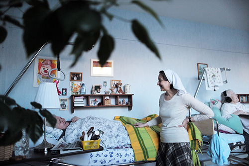 богодельня для бездомных ибольных в маскве