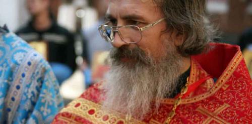 Отец Константин Кобелев служит в Бутырской тюрьме