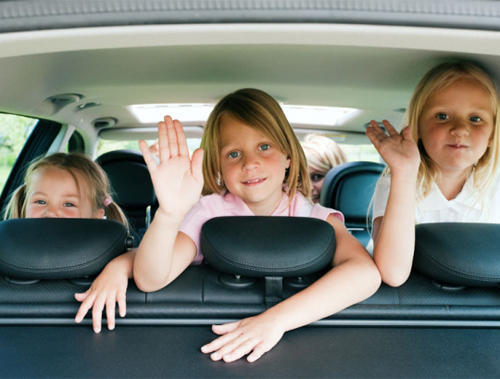 Автомобиль для большой семьи: зачем, какой и где парковать