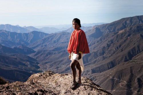 индеец племени тарахумара