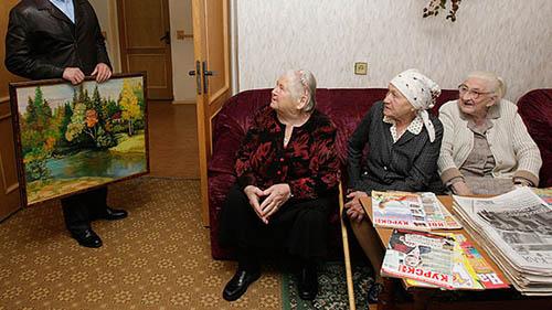 Дом престарелых в тольятти чем могу помочь дом престарелых харьков на хтз