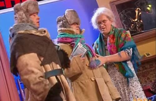 Уральские пельмени видео про бабушку фото 457-470