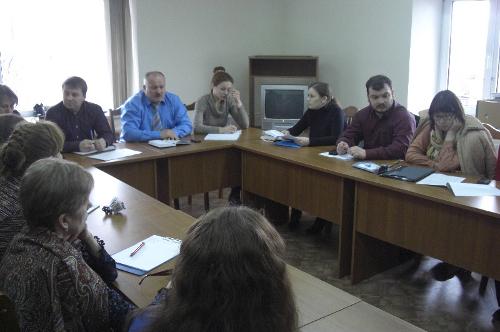 25 апреля в Центре социальной адаптации «Люблино» прошла встреча руководителей ЦСА «Люблино» с православными и общественными организациями, занимающимися помощью бездомным в Москве