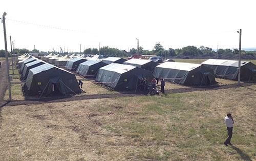 Украинский исход: бескорыстная помощь небезразличных людей