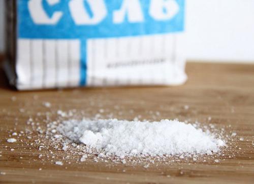 Соляной раствор лечение рака