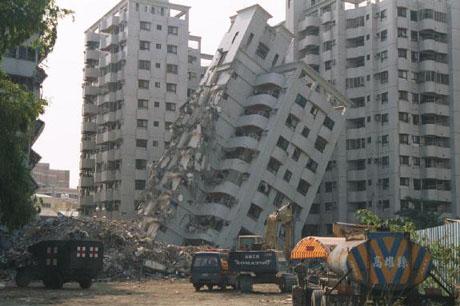 фото землетрясение в японии