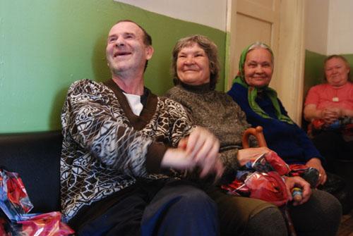 Письмо сочинение в дом престарелых современный дом для пожилых людей