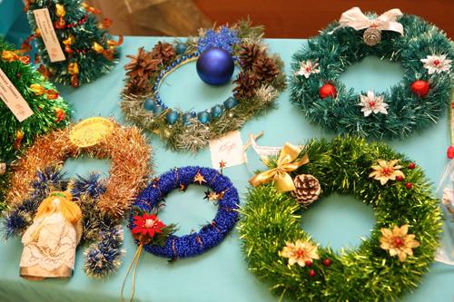 Поделки на новогоднюю ярмарку в школу своими руками