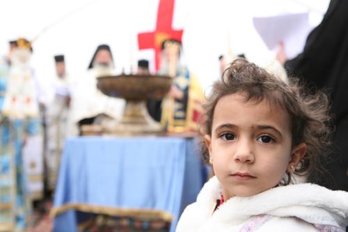 главы Церкви латинского обряда в Аммане