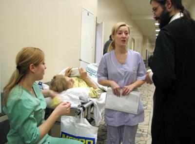 Городская детская больница 8 муз