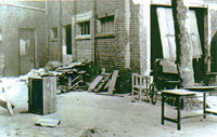 Начало строительства церкви в Лурмеле
