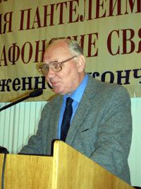 профессор медицины Александр Недоступ