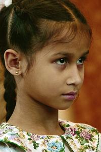 Катюша пришла в семью самой маленькой — в два года