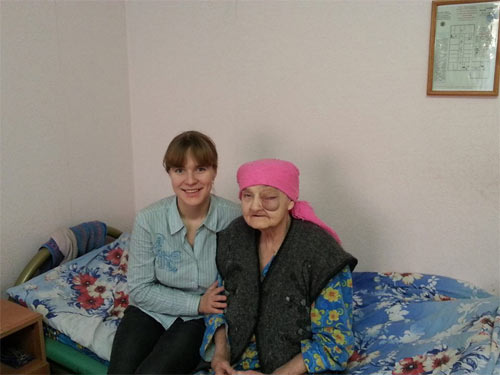 сайт внучки ани слепой бабы нины знаете