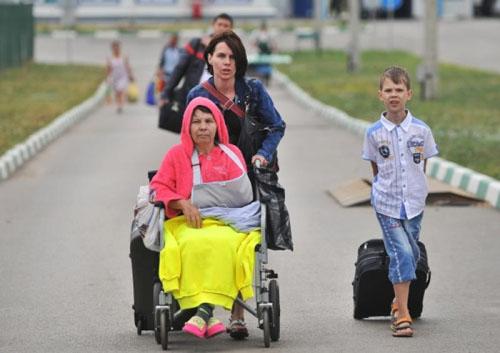 юридическая консультация беженцам с украины