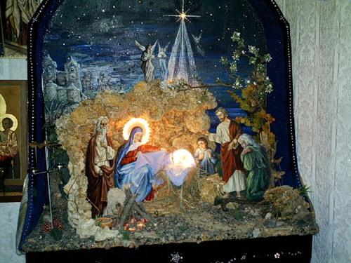 Рождество своими руками картинки