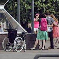 Невероятные приключения говорящей коляски в Москве