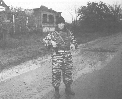 Сергей Комар