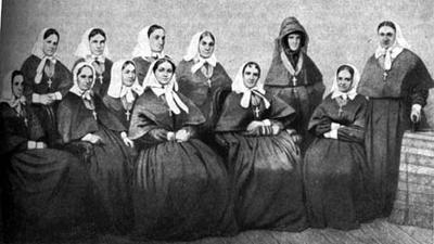Доклад на тему общины сестер милосердия 6538
