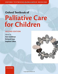 «Оксфордского руководства по паллиативной помощи детям» (Oxford Textbook of Palliative Care for Children)