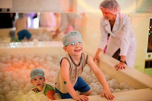 Детские медицинский центр дзержинский район