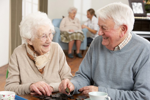 Жизнь пожилых людей в доме престарелых тенденции в строительстве домов престарелых
