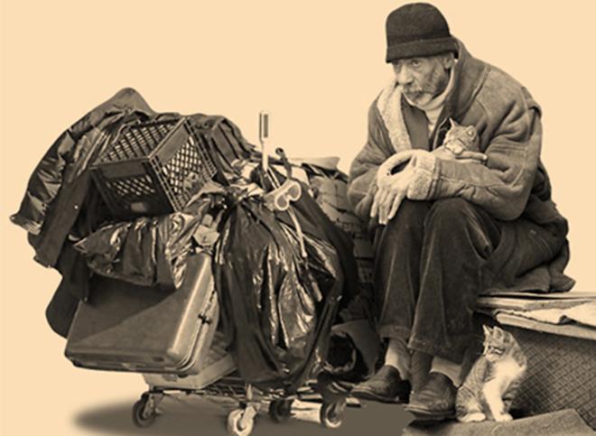 Мой дом – моя помойка: почему старики становятся хордерами