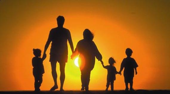 семья и дети картинки