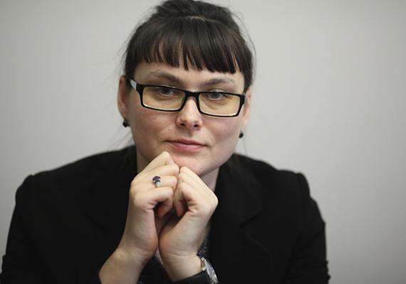 Полякова Ольга Борисовна. Фото: диакон Андрей Радкевич, 2015 год.