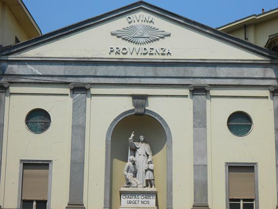 Piccola Casa della Divina Provvidenza, Turin - 02