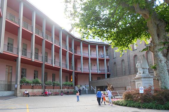 Piccola Casa della Divina Provvidenza, Turin - 06