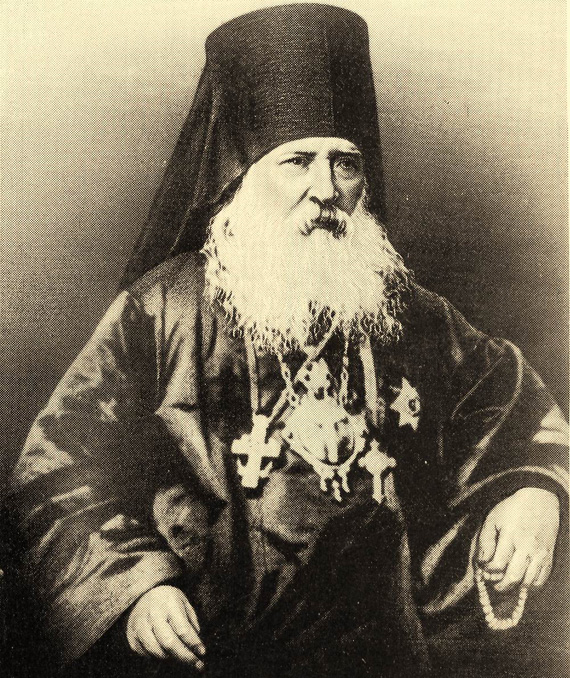 Преподобный Антоний (Медведев). Изображение с сайта stefmon.ru