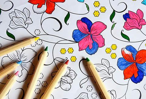раскраски для взрослых почему по ним сходят с ума