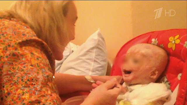 Москвичка усыновила детей, которых оставила умирать в бараке родная мать.