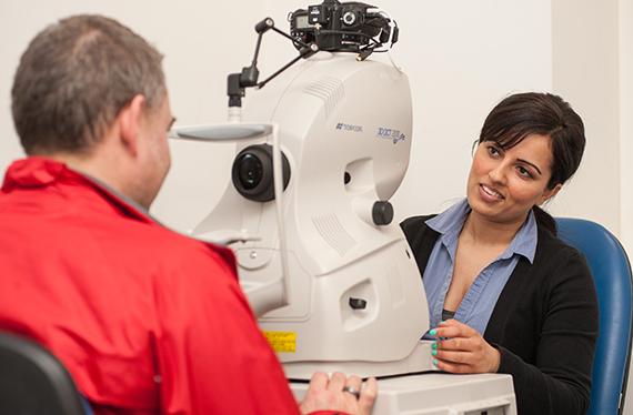 Diabetic-eye-screening