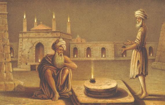 USSHER(1865)_p012_BAKU,_FIRE_TEMPLE