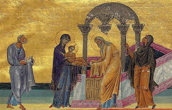 Православные вХакасии отмечают Сретение Господне