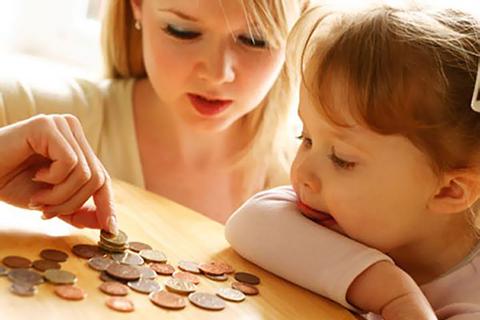 Ребенок под опекой выплаты