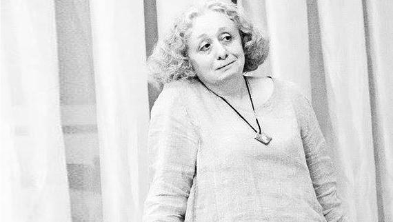 Светлана Панич, переводчик дневников матери Терезы. Фото с сайта facebook.com
