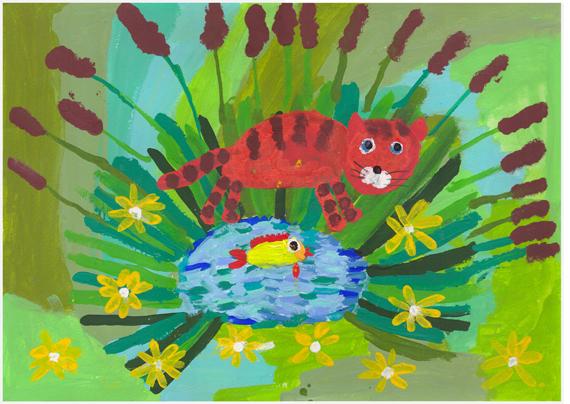 Кот_и_рыбка01