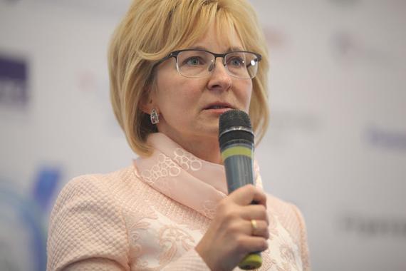 Наталья Зверева, директор фонда Наше будущее, организаторы премии
