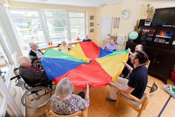 Дом престарелых в берлине для русских частный дом для престарелых в омске