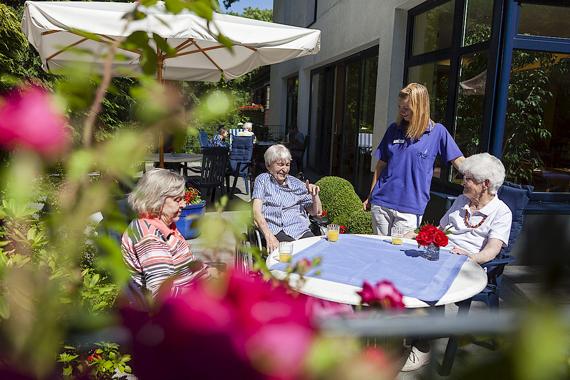 дом престарелых в европе