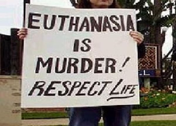 an argument in favor of recognizing euthanasia as a form of mercy to the people who are suffering Jewish medical ethics: but the sentiment of the majority of people polled supported euthanasia in some form to do justly and to love mercy.