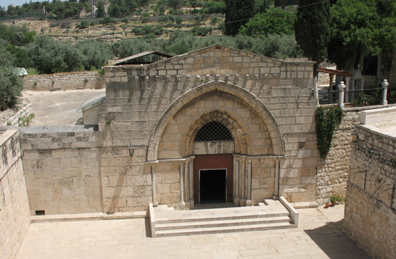 Mary's_Tomb_Jerusalem