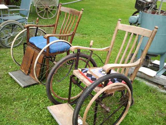 долгая дорога инвалидной коляски милосердиеru