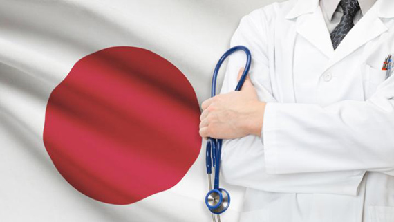 japan, doctor
