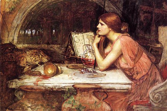 John-William-Waterhouse-Sketch-of-Circe